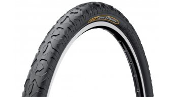 Continental Town & Country Sport MTB-Urban- wire bead tire black 3/84tpi